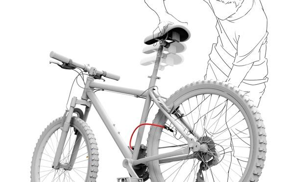 Inflator Bicycle – Cycle + Air Pump