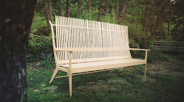 Woodstick Sofa