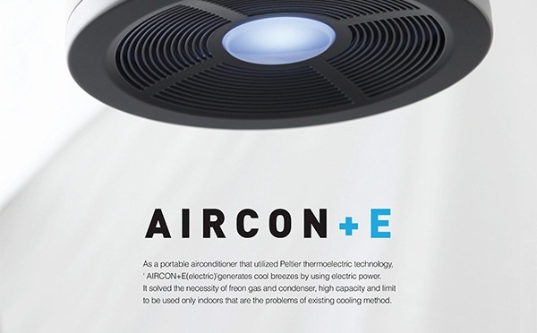 Aircon+E – Portable Air-Conditioner