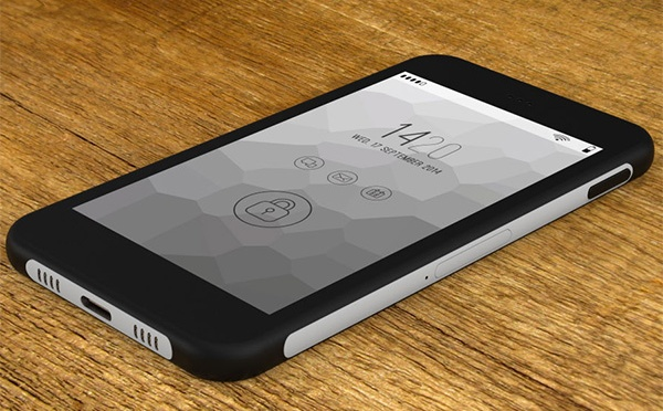 eInk Cellphone