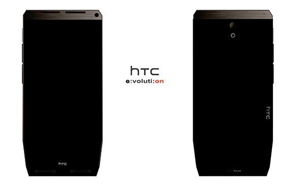 HTC e:voluti:on