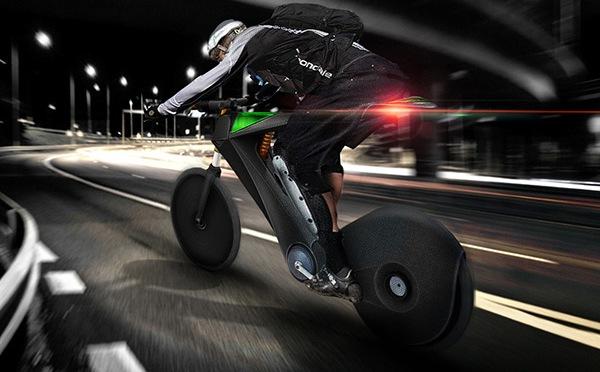 Hydro Bike