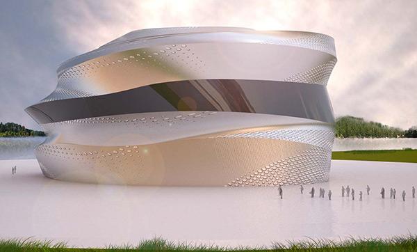 Mercedes Fascination Center