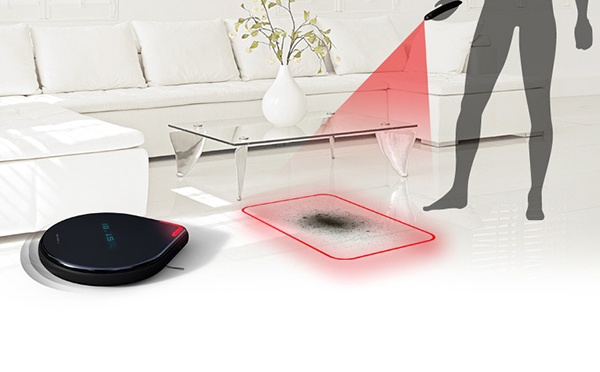 Ant-Bot – Robotic Cleaner