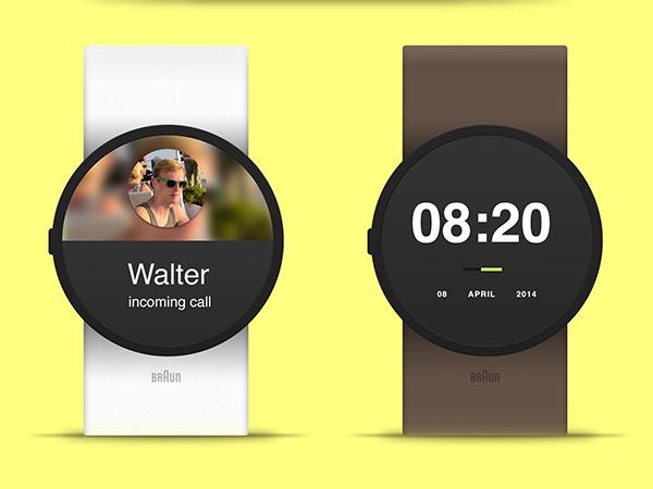 Braun S – Smartwatch