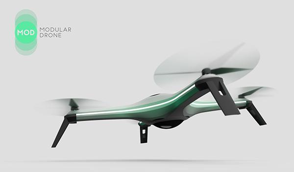 MOD – Modular Drone
