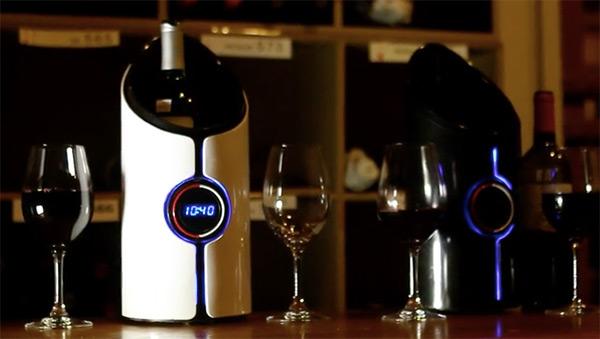 Sonic Decanter – Ultrasonic Energy Wine Decanter
