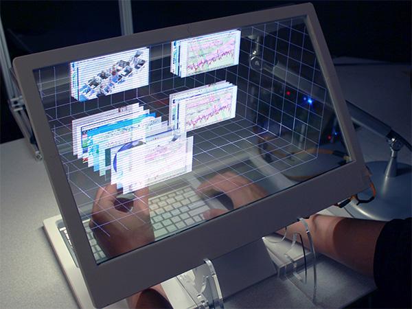SpaceTop – Single Desktop Workspace