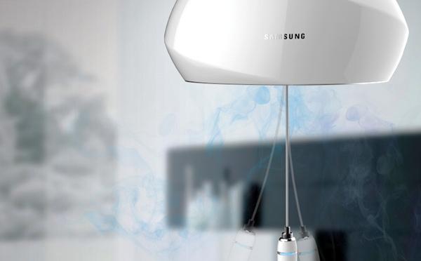 Wind Bell – Air Cleaner & Aroma Dispenser