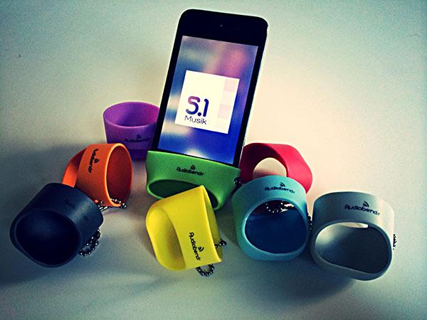 Audiobendr – Phone Music Amplifier