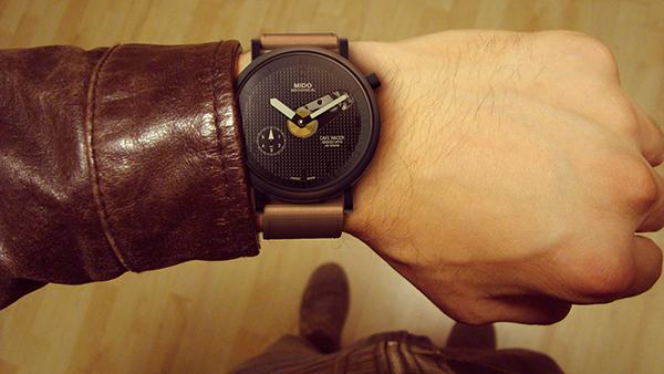 Cafe Racer Mechanical Watch