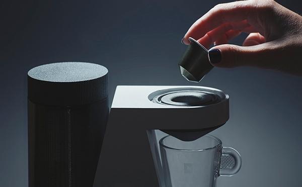 CUP – Nepresso Machine