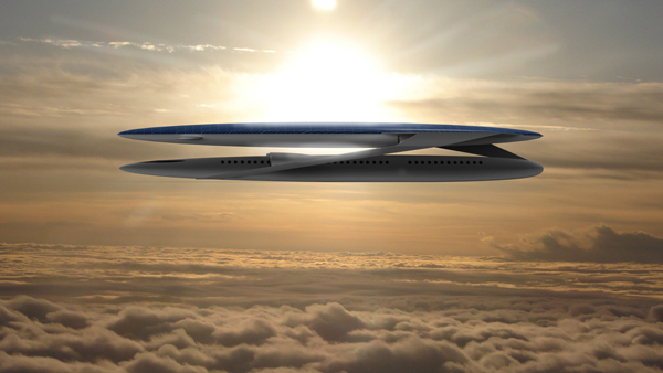 Ecologic Aircraft
