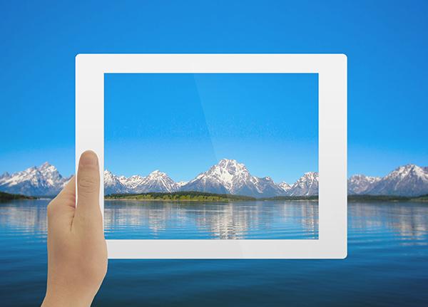 Frame – Visual Tablet