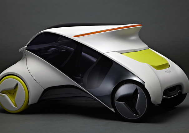 NULL – Interactive Electric Car