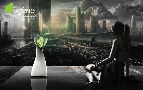 Osgène – Oxygen Appliance