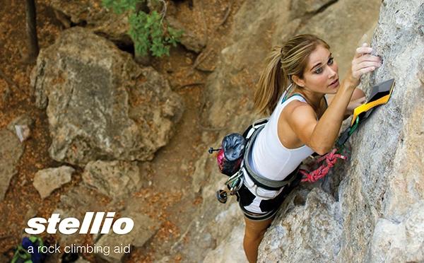 Stellio – Rock Climbing Aid