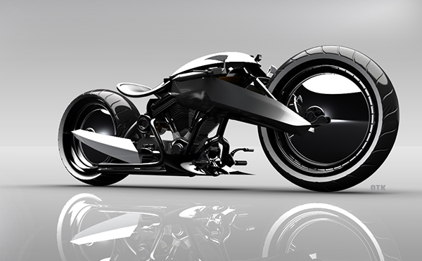 Sylvester – Chopper Motorcycle
