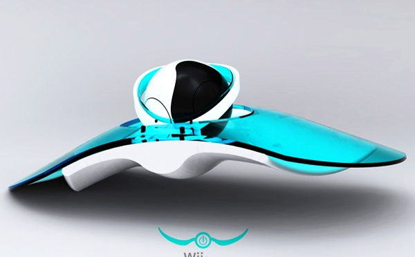 Wii Robot Concept