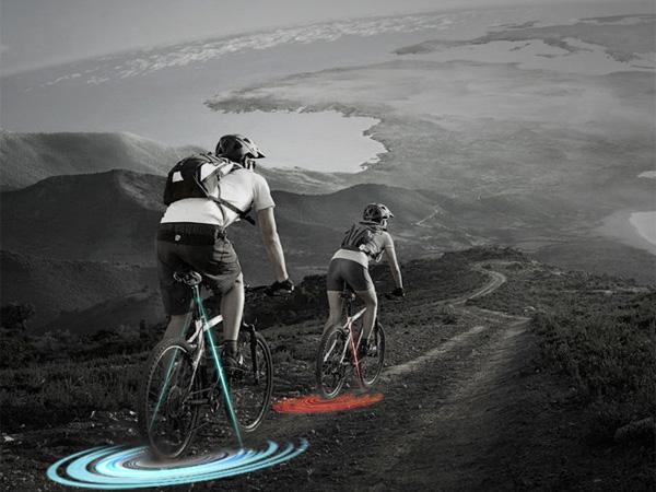 &B – Bicycle Laser Light