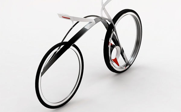 Future Racing Bike Concept