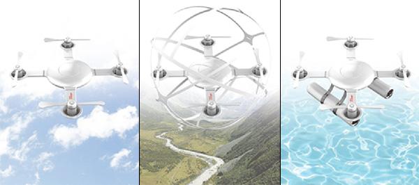 FLEYE Quadcopter