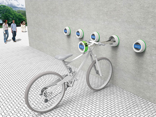 Wall-Hanger Bike Rack