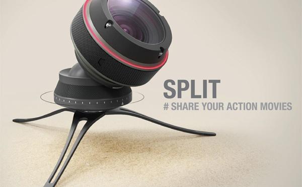SPLIT Camera