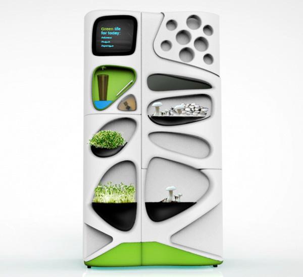 Verdant – The Eco Refrigerator