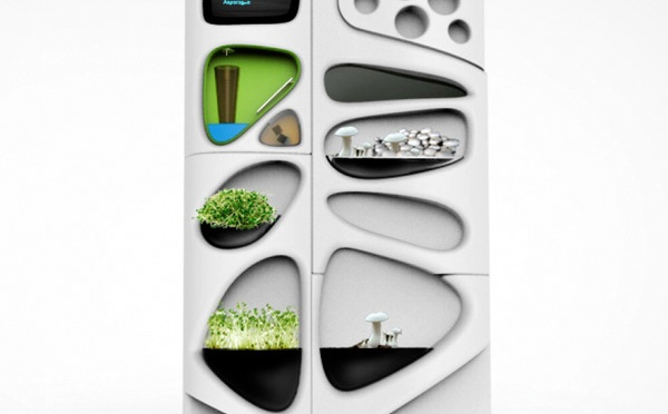 Verdant – The Eco Refrigerator