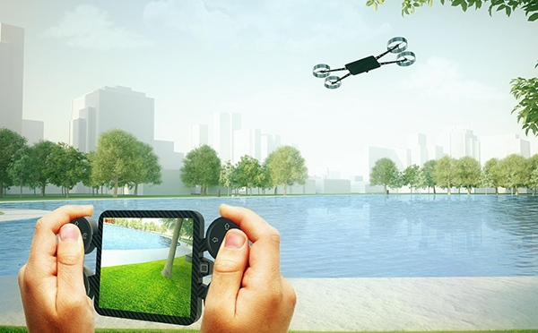 Phonecopter