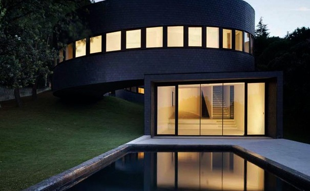 The 360 House in Madrid