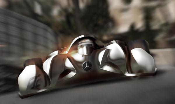 Giuseppe – F1 Car