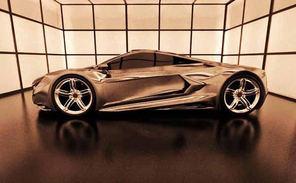Lexus F10 Concept