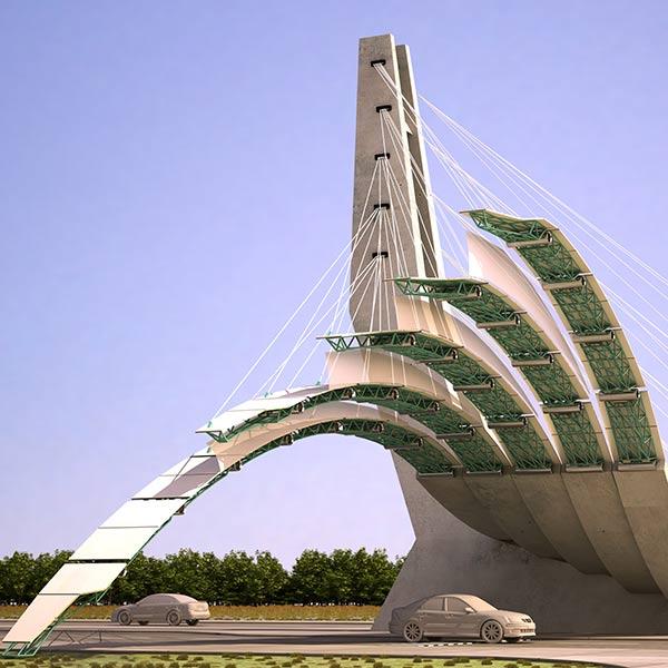 Mashhad City Entrance