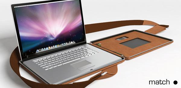 Match Point – Laptop Case