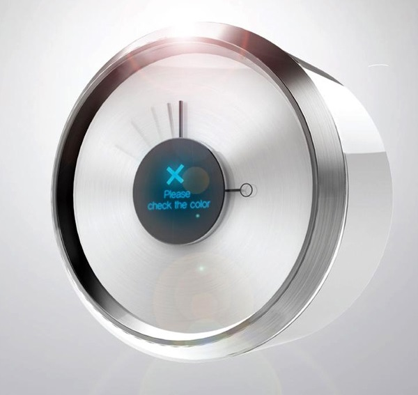 Smart Chime – Washing Machine Concept