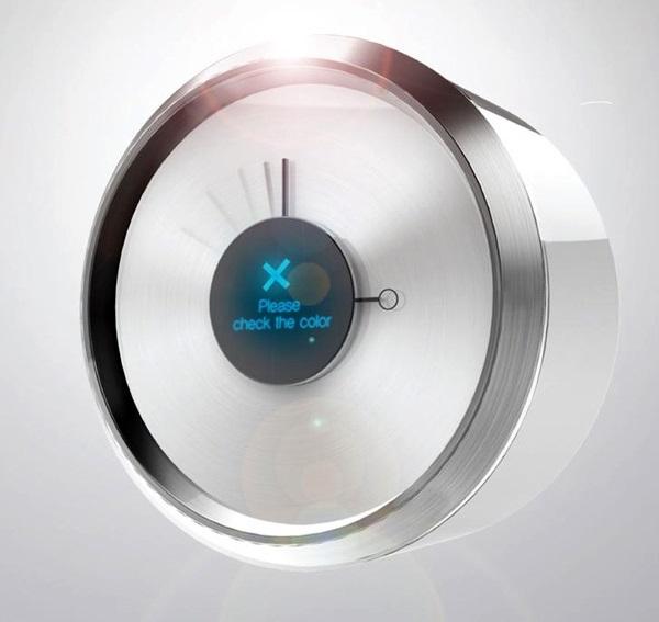 Smart Chime – Washing Machine Concept