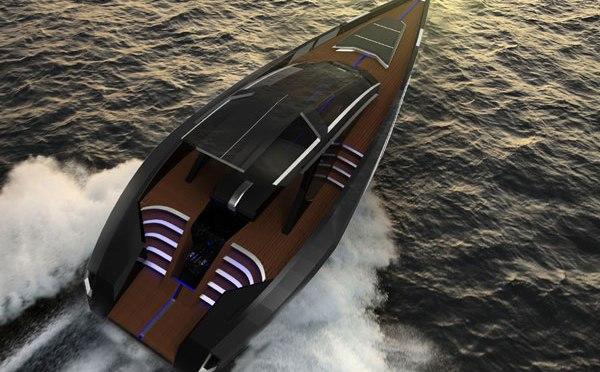 Spiritum 57 – Yacht