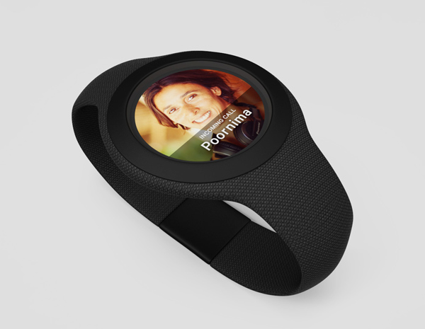 Wrist-Borne Device