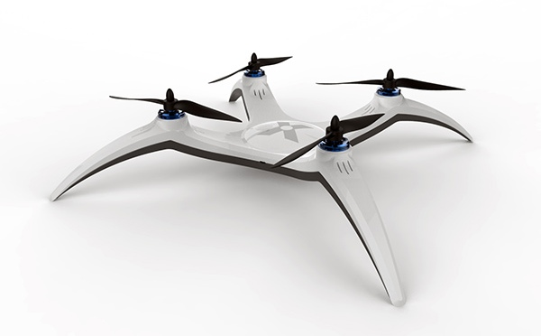 X-Drone Quadcopter