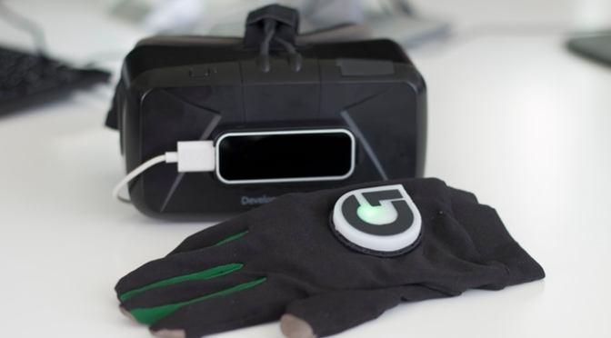 Gloveone – Feel Virtual Realtiy