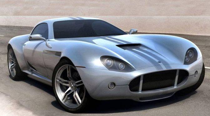 AC Cobra Venom V8 Concept