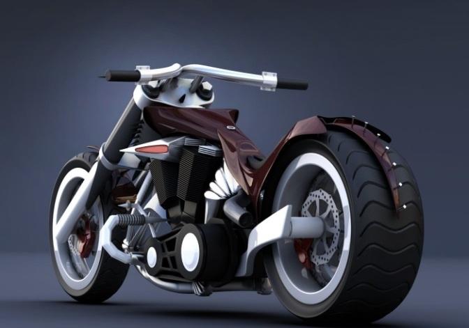 Aitu – Custom Bike