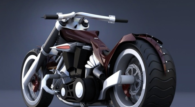 Aitu – Custom Bike