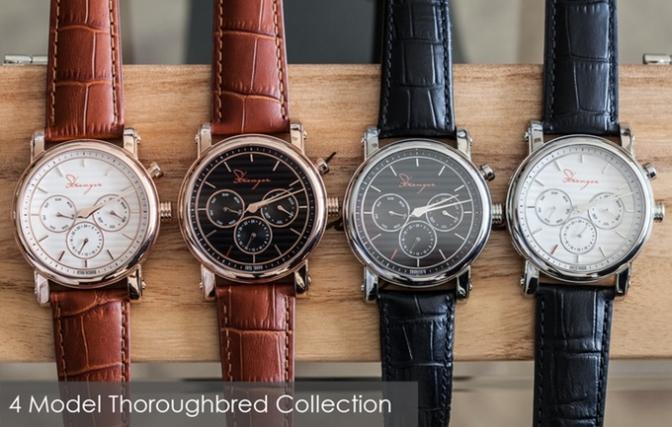 Stranger Watches – Thoroughbred Timepiece Collection