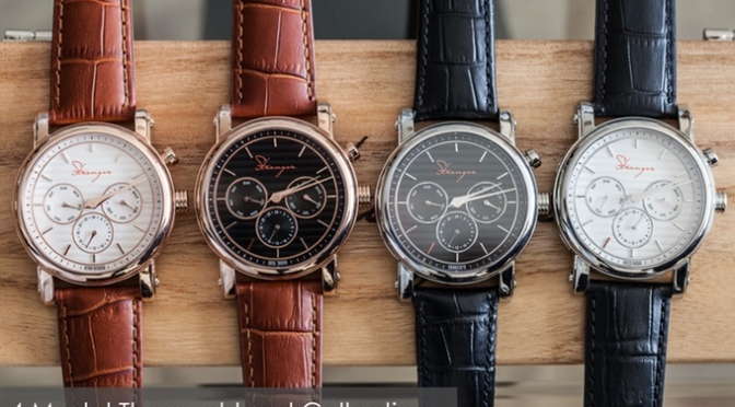 Stranger Watches – Thoroughbred Timepiece Collection