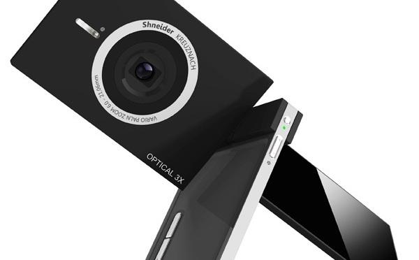 2Duo Concept Camera