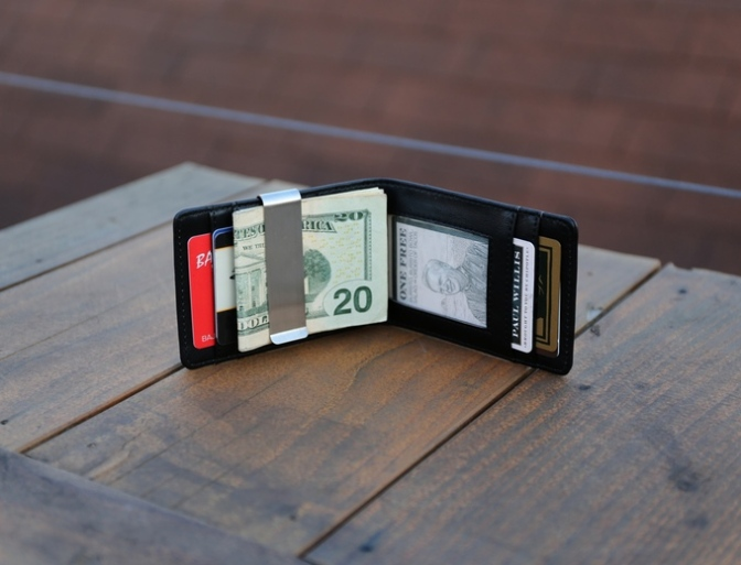The Articulate Money Clip