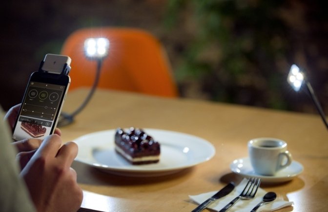 iblazr 2 – The Most Versatile LED Flash for iOS, Android